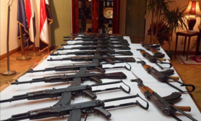 Photo of الداخلية: ضبط 82 قطعة سلاح ناري وتنفيذ 55 ألف حكم خلال 24 ساعة