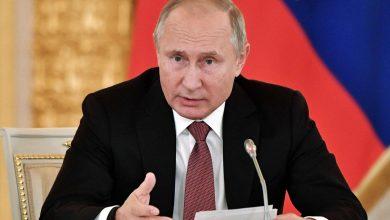 Photo of بوتين يحذر من الخطر المباشر للتصعيد في النزاع الاسرائيلي الفلسطيني