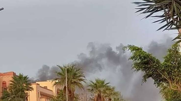 Photo of اندلاع حريق داخل إحدى الغرف التابعة لجراج مديرية أمن بورسعيد
