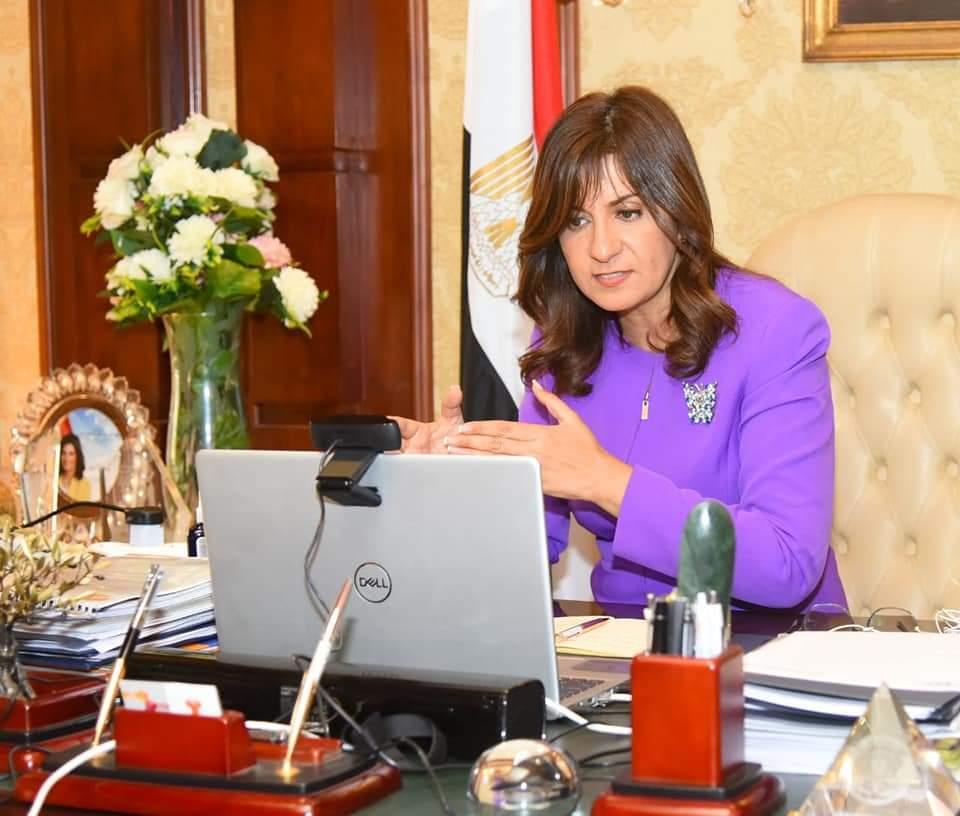 """مكرم تعقد اجتماعًا مع مسؤولين بالأمم المتحدة لاستعراض الاوضاع في ظل """"كورونا"""""""