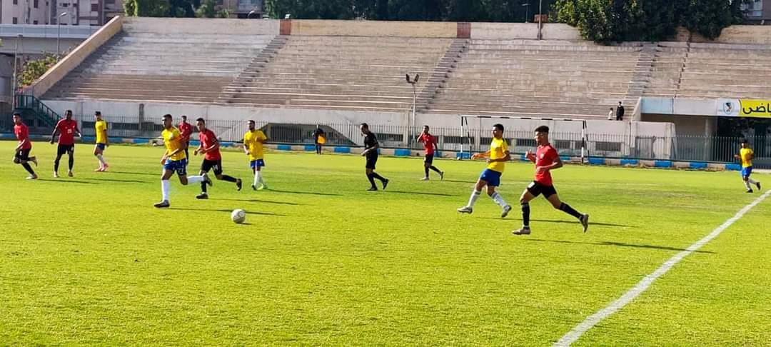 الجيش يقصوا على الإسماعيلى بثنائية هانى فى كأس مصر للشباب