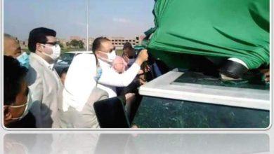 Photo of ممدوح غراب يفتتح أعمال تطوير وتجميل ميدان الحصان بمدينة بلبيس