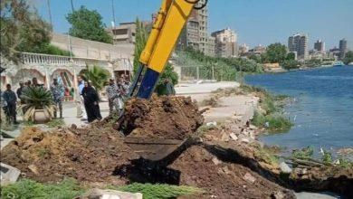 Photo of وزارة الري تواصل ضرباتها المتلاحقة للمتعدين علي مجري نهر النيل فى كافة المحافظات