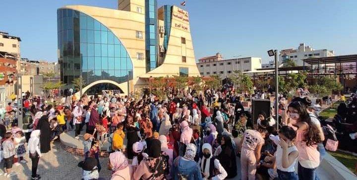 أول فعالية بالمدينة الصديقة للنساء ندوات توعية وأنشطة ترفيهية ومعرض لمنتجات ست الدار