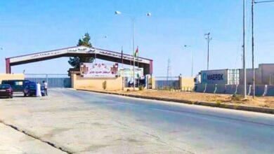 """Photo of الأردن: أغلاق معبر """"جابر نصيب"""" الحدودي مع سوريا بسبب التطورات الأمنية في درعا"""