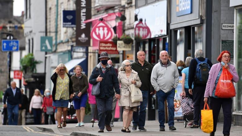المملكة المتحدة تسجل 39,950 إصابة جديدة بـ فيروس كوروناو 19حالة وفاة