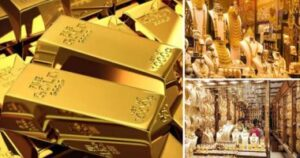 إنخفاض فى أسعار الذهب لـ يوم الإثنين في مصر 26-7-2021