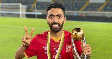 أبو عبلة يكشف تفاصيل إصابة حسين الشحات وغيابه عن مباريات الدوري 2021