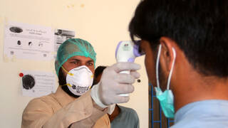 Photo of الصحة الباكستانية: تسجيل 4950 حالة إصابة جديدة بفيروس كورونا المستجد