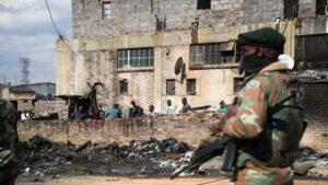 ضحايا اضطرابات جنوب إفريقيا تصل إلى 276 شخصا