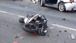 وفاة شخص وإصابة 4 آخرين فى حادث تصادم بـ قنا
