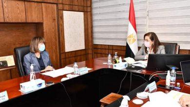 "Photo of السعيد: تبحث مستجدات مشروع ""استراتيجية تمويل أهداف التنمية المستدامة في مصر"" مع المنسق المقيم للأمم المتحدة"