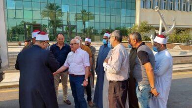 Photo of الغضبان : توزيع ٢ طن من لحوم صكوك الأضاحى على الأسر الأكثر احتياجا ببورسعيد