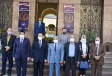 Photo of غراب يُهنئ مدير الأمن الجديد بتولي مهام منصبه