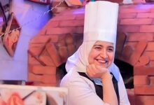 Photo of إيمان منتصر أول فتاة تمارس مهنة الشيف في الشارع