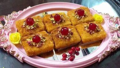 Photo of حلا الحليب المقلي … مقدم من الشيف : شوشو عرابي