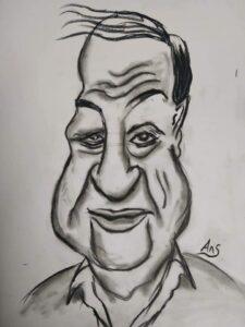 """لقب بـ""""بيكاسو الفن الصغير"""" ..أنس أصغر مدرب رسم في العالم العربي"""