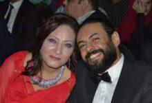 Photo of عالم النجوم تهنئ الفنانة عنبر بعيد ميلادها وعيد زواجها معا