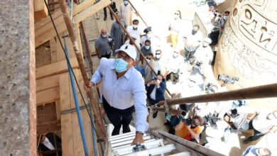 Photo of مدبولي يُتابع من الأقصر استعدادات احتفالية افتتاح طريق الكباش وعدد من المشروعات