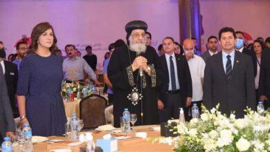 Photo of مكرم تشارك بختام فعاليات «ملتقى لوجوس الأول» لشباب الكنيسة القبطية الأرثوذكسية