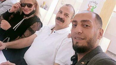 Photo of المستشار الإعلامي مازن يسري والسفيرة كلثوم بن علي يشاركان في ماراثون حضانة الروي