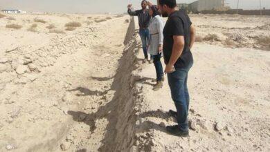 Photo of تطهير مخرَّات السيول بشمال خليج السويس استعداداً لموسم الشتاء