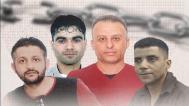 "Photo of الاحتلال يمدد توقيف أربعة من الأسرى الذين حرروا أنفسهم من ""جلبوع"""