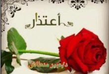 Photo of إعتذار … بقلم د. عبير منطاش