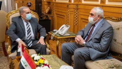 Photo of موسى يلتقي بـالسفير العراقي مناقشة تعزيز سبل التعاون المشترك