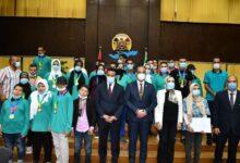 Photo of الأنصاري يكرّم أبطال الرياضة والطلائع الفائزين بالمراكز الأولى على مستوى الجمهورية