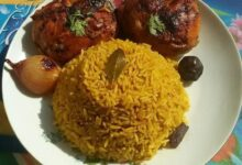 Photo of الدجاج المتبل في الفرن … مقدم من الشيف : لمياء جبر