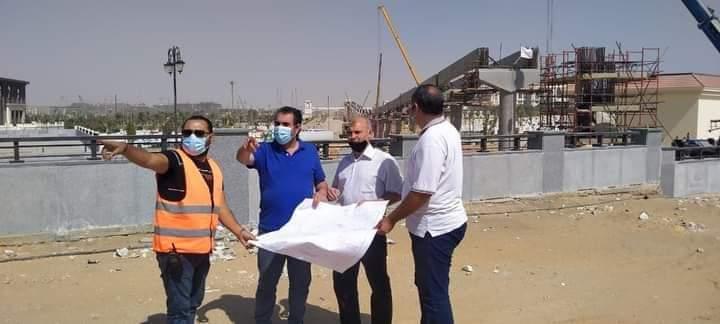 عبد العاطي: هيئة المساحة المصرية تواصل أعمالها التى تخدم المشروعات الكبرى بمختلف المحافظات