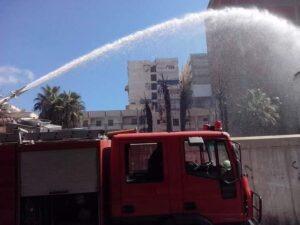 السيطرة على حريق داخل عصارة قصب بنجع حمادي شمال قنا