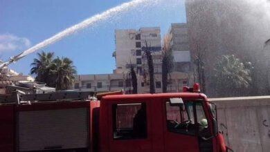 Photo of السيطرة على حريق داخل عصارة قصب بنجع حمادي شمال قنا