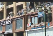 Photo of الدفاع المدنى يسيطر على حريق فى عمارة سكنية فـ دمنهور