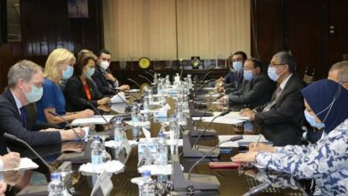 Photo of وزير الكهرباء يلتقي وزيرة التجارة السويدية لبحث دعم التعاون بين البلدين