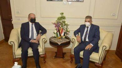 Photo of ربيع يلتقي سفير المملكة الأردنية الهاشمية لبحث سبل التعاون المشترك