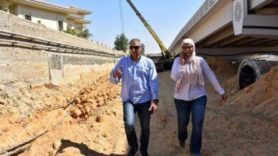 Photo of رئيس جهار القاهرة الجديدة يتابع استعدادات موسم الشتاء وأعمال التطوير بالتجمع الأول