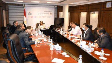 Photo of السعيد تبحث تنفيذ تكليفات السيد رئيس الجمهورية الخاصة بتقرير التنمية البشرية في مصر 2021