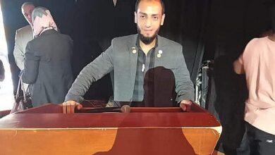 Photo of المستشار الإعلامي مازن يسري يشارك بالمؤتمر العربي الدولي الثالث للمعرفة وتطوير المهارات