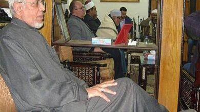 Photo of الجنازة غدا بـ قرية دقدوس … وفاة أحمد الشعراوي