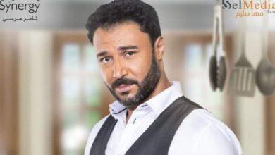 """Photo of محمد العمروسي يشارك بصورة لـ ميار """"حزين من جوايا عليكي"""""""