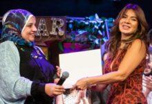 Photo of نجلاء بدر تعرب عن سعادتها بتكريمها من المعهد العالي للفنون المسرحية