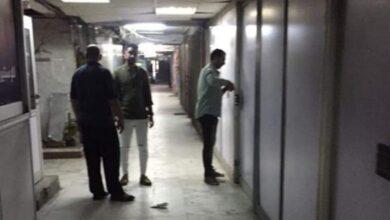 Photo of غلق وتشميع سناتر للدروس الخصوصية بعمارة الفريبور ببورسعيد