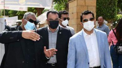 Photo of صبحي يطمئن على تطبيق الإجراءات والضوابط الاحترازية أثناء انتخابات نادى التوفيقية