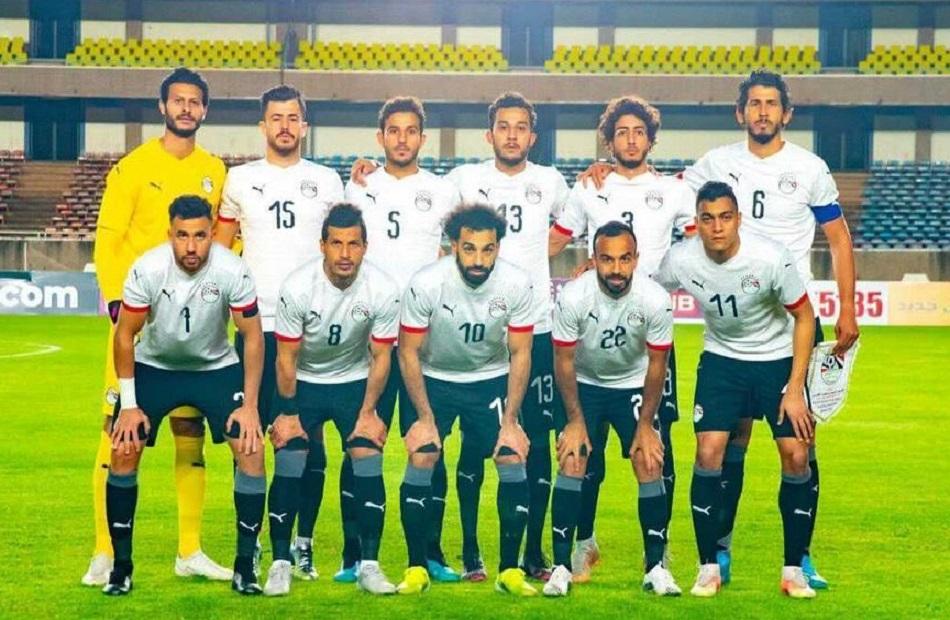 فتوح و مصطفي يصنعون الفارق أمام ليبيا بهدفين في الشوط الأول بـ تصفيات كاس العالم