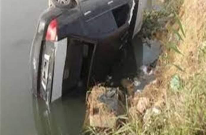 إصابة 3 من أسرة واحدة في انقلاب سيارة بالدقهلية