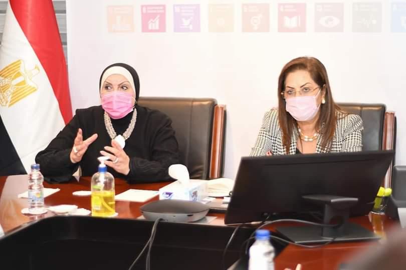 """جامع والسعيد تعقدان اجتماعًا تنسيقيًا لمناقشة آليات تنفيذ محور التنمية الاقتصادية بالمبادرة الرئاسية """"حياة كريمة"""""""