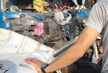Photo of سائق تريلا حادث الدائري الأوسطي مات فجأة خلال القيادة فدهس الميكروباص
