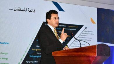 Photo of صبحي يشهد افتتاح المؤتمر العلمي الدولي في علوم الرياضة